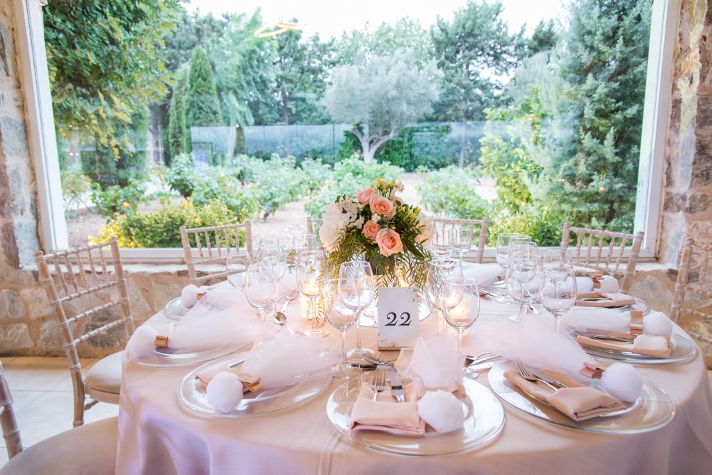 Glam Wedding at Ktima Argithea by Tsveta Christou