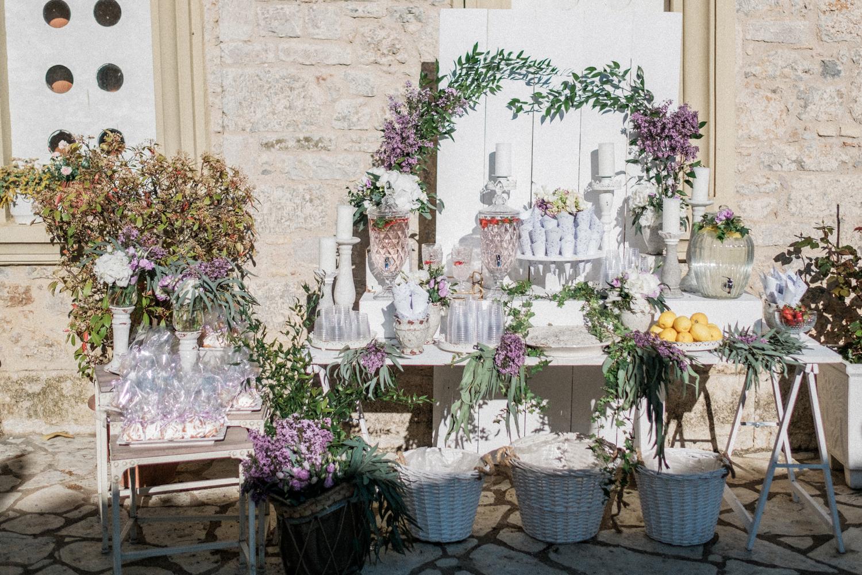 Georgia Dimosthenis Romantic Wedding in Arachova