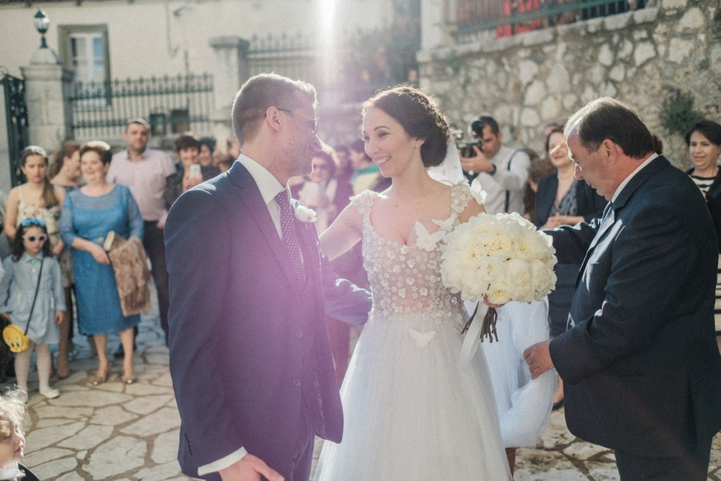 Georgia Dimosthenis Romantic Wedding in Arachova