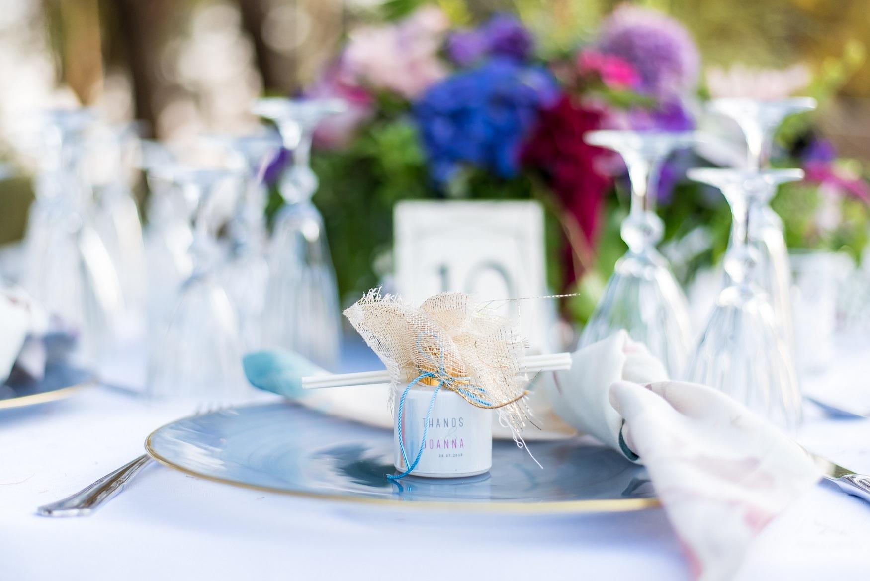 Luxurious Purple Wedding in Athens