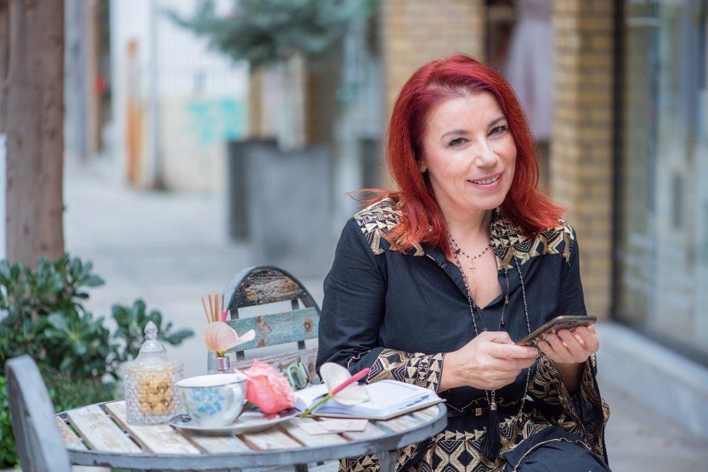Who is Tsveta Christou