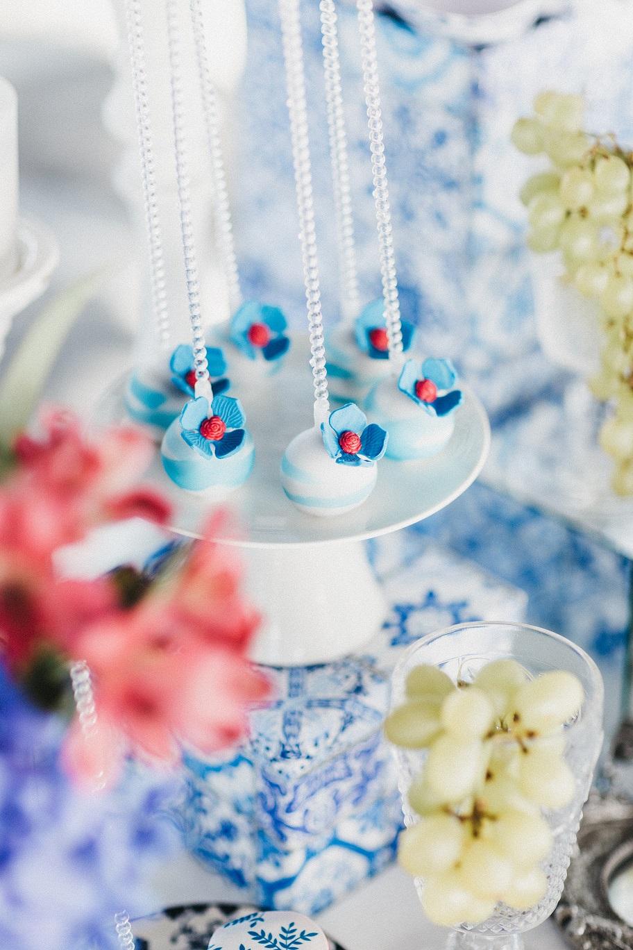 Blue Inspired Wedding in Kythnos designed by Tsveta Christou