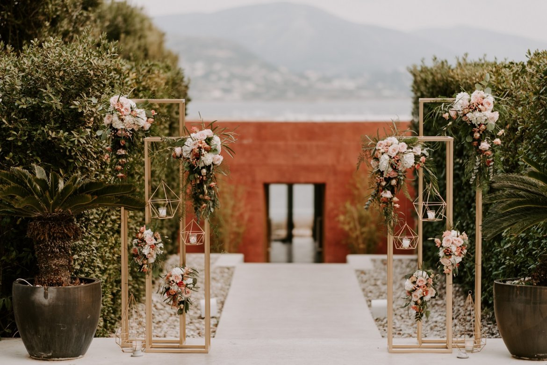 Luxury Destination Weddings in Greece by Tsveta Christou