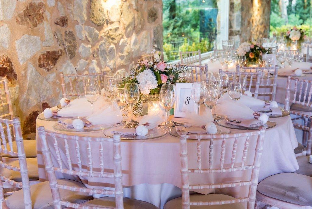 Inspiring Wedding Reception Ideas by Tsveta Christou