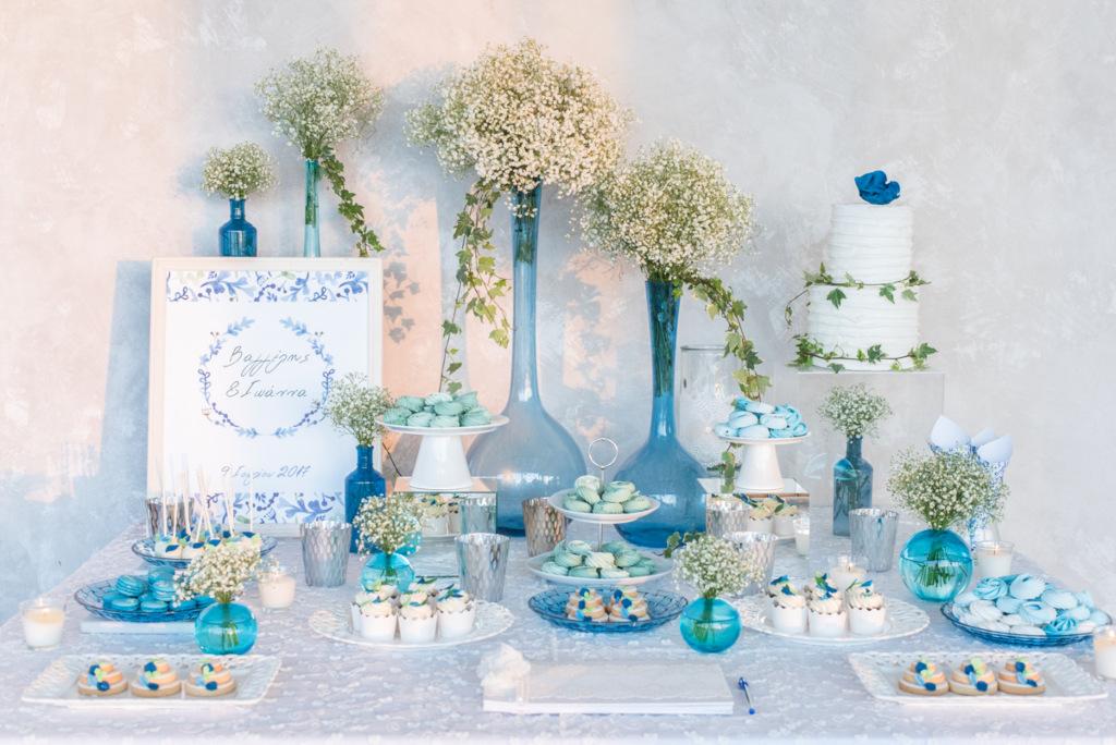 wedding venues in greece - wedding in balux